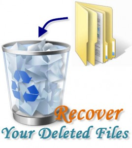 restore deleted videos from recycle bin
